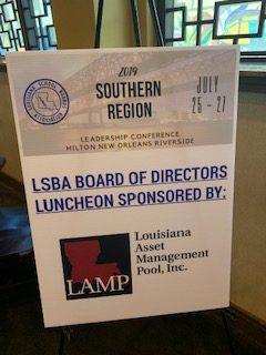 2019 LSBA Luncheon
