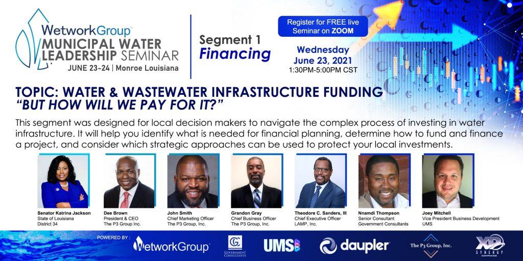 LA Municipal Water Leadership Seminar Segment 1